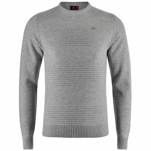 Robe di Kappa Knitwear Sweater Man NIKO Winter PULL OVER