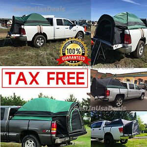 Image is loading PICK-UP-TRUCK-BED-TENT-SUV-CAMPING-OUTDOOR- & PICK-UP TRUCK BED TENT SUV CAMPING OUTDOOR CANOPY CAMPER PICKUP ...