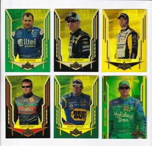 2008-Stealth-CHROME-GOLD-PARALLEL-30-Elliott-Sadler-BV-6-69-99-SCARCE