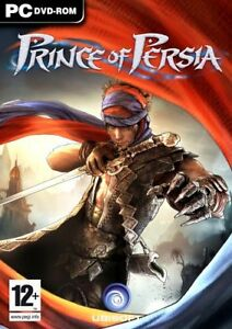 Prince-Of-Persia-Pc-Dvd-Neuf-Scelle