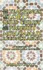 Are The Teachings of The Lord Jesus Christ and The Prophet Muhammad Reconcil