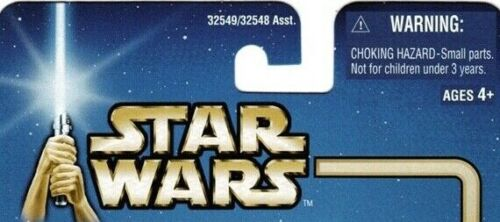 """2002-2003 Hasbro Star Wars Saga 3.75/"""" Action Figures LOOSE"""