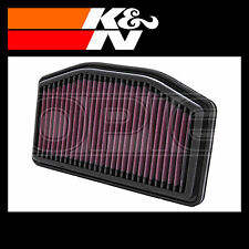 K&N Air Filter Motorcycle Air Filter for Yamaha YZF R1 2009 - 2014 | YA-1009