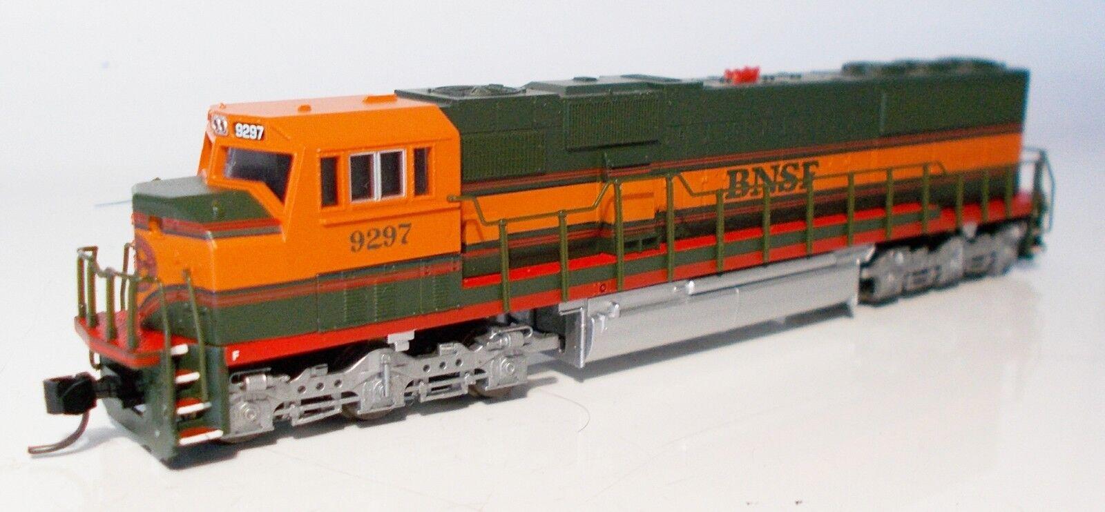 Atlas N Gauge SD-60M Burlington Northern Diesel Locomotive (49251)