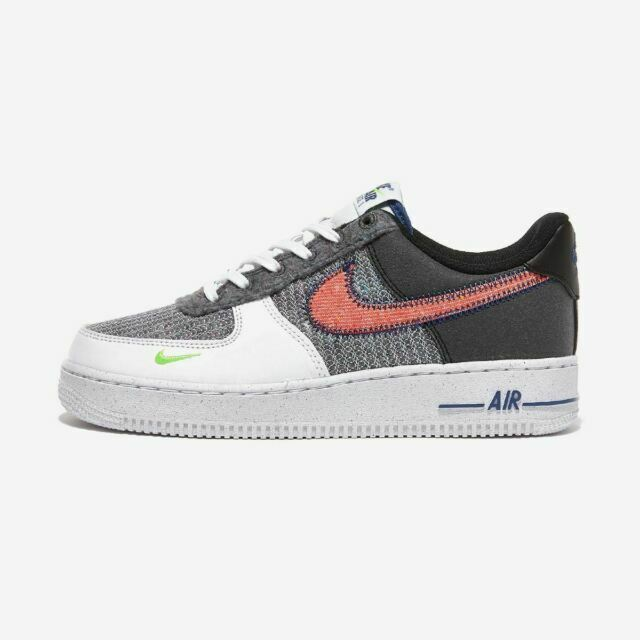 Size 9.5 - Nike Air Force 1 Low Recycled Jerseys Pack 2020 for ...