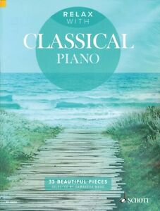 Relax-with-Classical-Piano-Sheet-Music-33-Beautiful-Pieces-Piano-Book-049045138