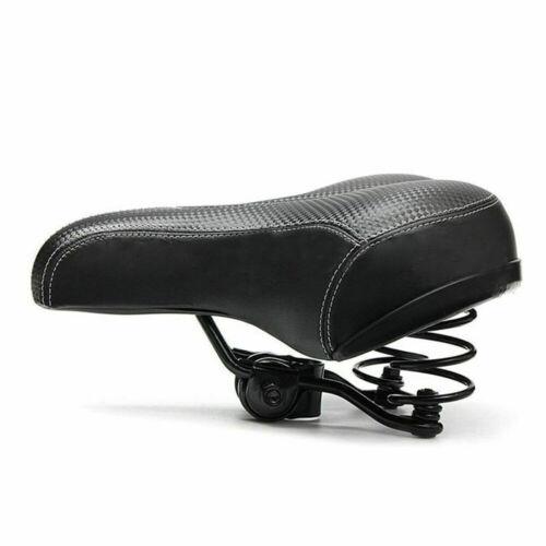 Parts Soft Bicycle Extra Wide Bike Saddle Gel Mountain Bike Comfort Cushion