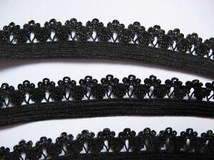 10y-frilly-edge-stretch-1-2-034-lace-elastic-Black-L036