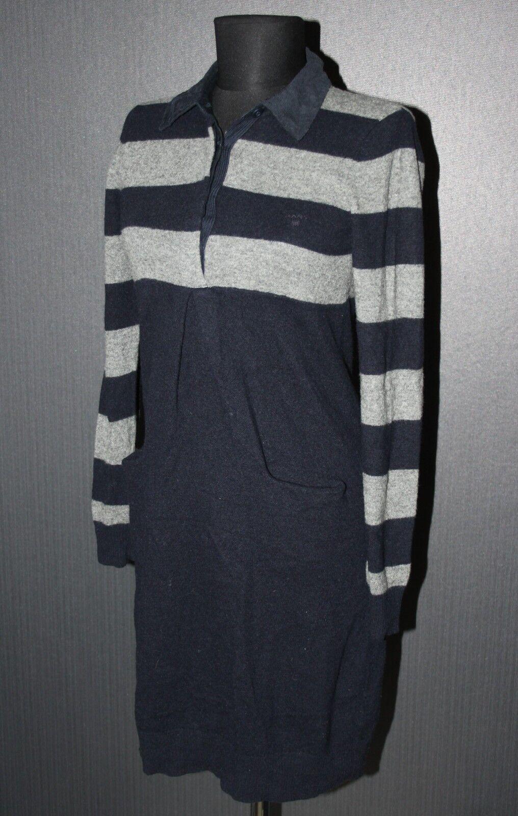 Gant women's 100% wool dress Size M