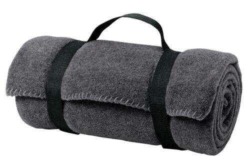 Port Authority Value Fleece Blanket with Strap