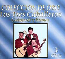 ~~~TRES CABALLEROS - Coleccion De Oro: Guitarras Y Ritmos - 3 CD`s Box~~~