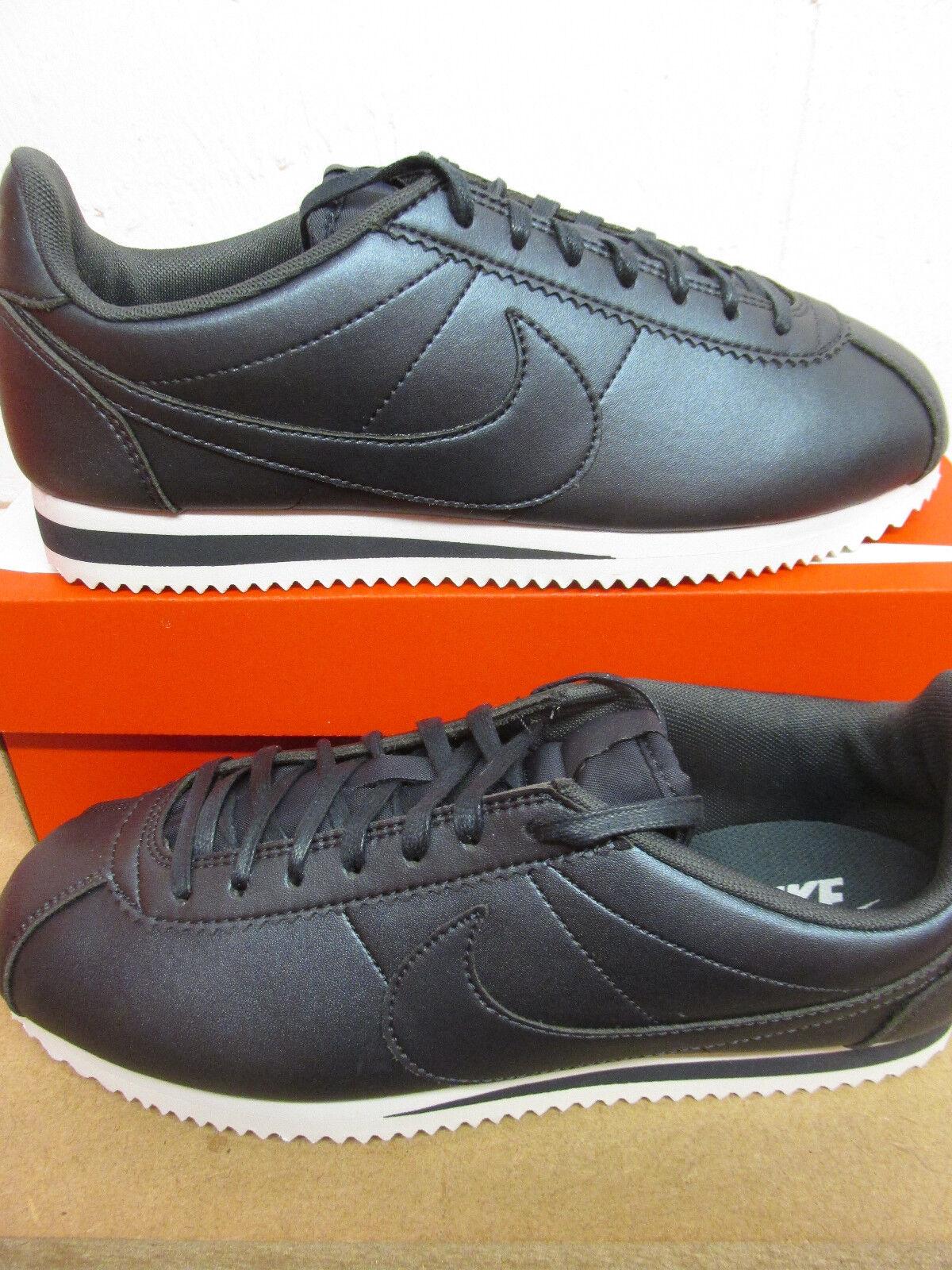 nike Damenss classic cortez Leder trainers 807471 004 sneakers schuhe