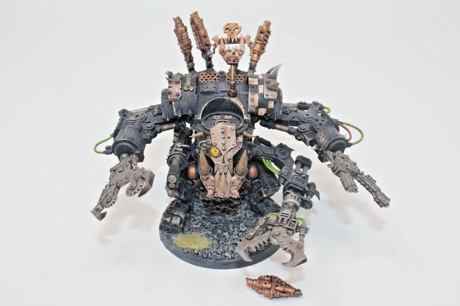 Warhammer Orks Deff Dread Well Painted - JYS58