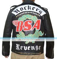 Bsa George Michael Faith Rockers Revenge Jacket , All Sizes Available Fast Ship