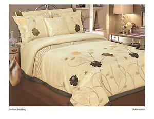 Life Style  Fashion Beddings Butterscotch Duvet Cover Set