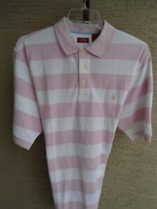 94825dc5 NWT Mens Izod Luxury Sport Cotton Pique Knit S/S Polo Shirt LTall $55.msrp