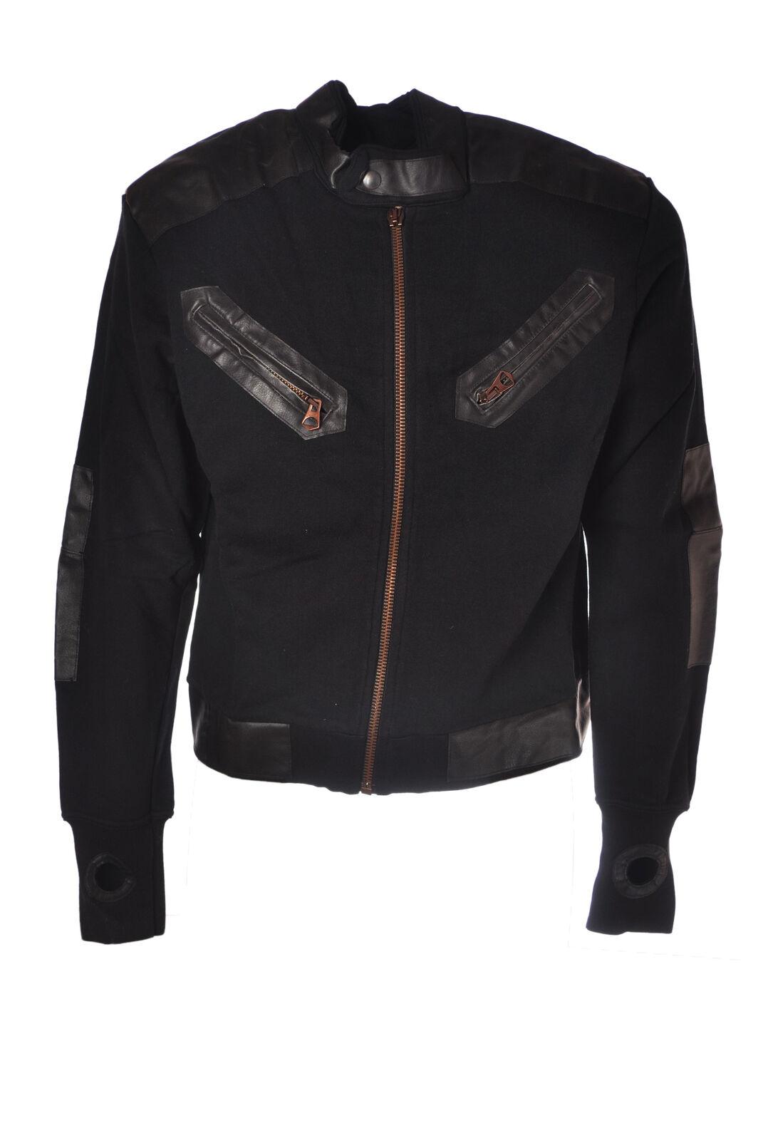 Forniture Civili  -  Sweatshirts - Männchen - Schwarz - 4545623A184818