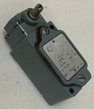Electrical Limit Switch Cutler Hammer 10316h186b Side Rotary Actuator As Is