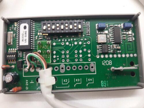 Funkmodul Funkadapter 1-Kanal für Torsteuerung TS 961 und TS 970  Fernbedienung