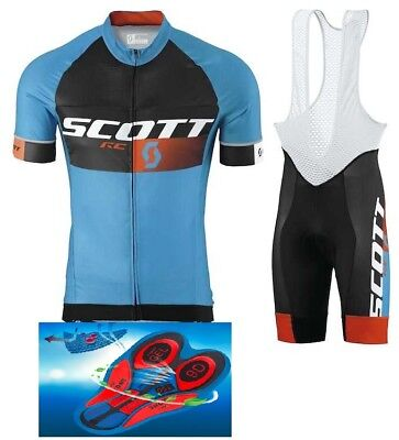 """Top Quality cycling set SCOTT RC PRO 9D GEL PAD /""""FAST DELIVERY/"""""""