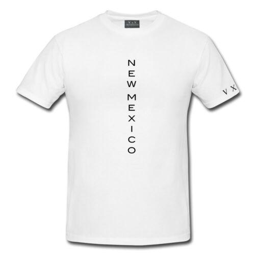 "N DIMES /""NEW MEXICO VERT/""  Street Urban Graphic T Shirt NICKS"