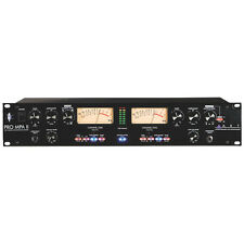 ART Pro MPA-II Two Channel Microphone Preamp PROMPAII