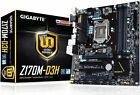 GIGABYTE Ga-z170m-d3h Lga1151 Micro-atx Intel Motherboard