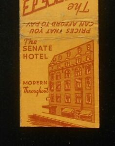 1940s The Senate Hotel Horse Shoe Bar You Can Afford ...