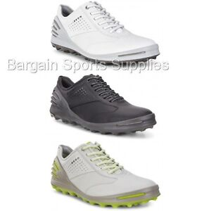 bc4bb029c21e Image is loading 2017-Ecco-Cage-Pro-Waterproof-Mens-Spikeless-Golf-