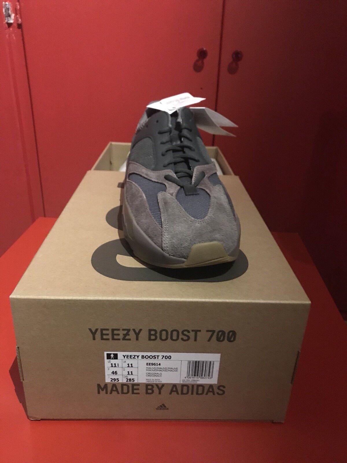 Yeezy 700 mauve adidas neuf US11,5
