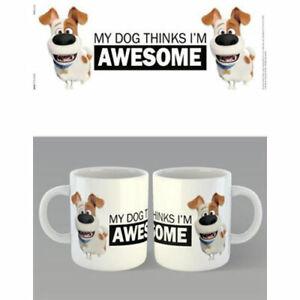 Secret-Life-Of-Pets-2-Awesome-Mug-x-2-BRAND-NEW-Set-of-2-Mugs