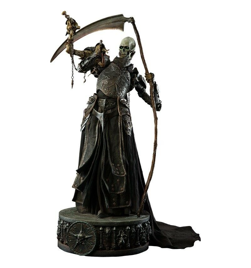 Sideshow Short of the Dead statue Legendary Scale Demithyle Exalted Reaper Gene