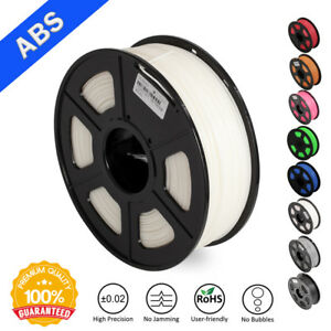 SUNLU-ABS-3D-Printer-Filaments-1-75mm-2-2LBS-1KG-with-Spool-White-ABS-Filament