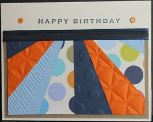 Stampin Up Handmade Birthday Cards