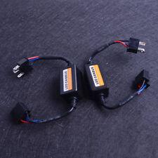 2stk H4 HB2 LED CANBUS Error Canceler Decoder Lastwiderstand Frontscheinwerfer