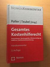 Poller Teubel GESAMTES KOSTENHILFERECHT Kommentar 2. A. Prozess Beratung PRAXIS