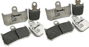 Brembo Ceramic Front Brake Pads For Yamaha 2000 YZF-R1