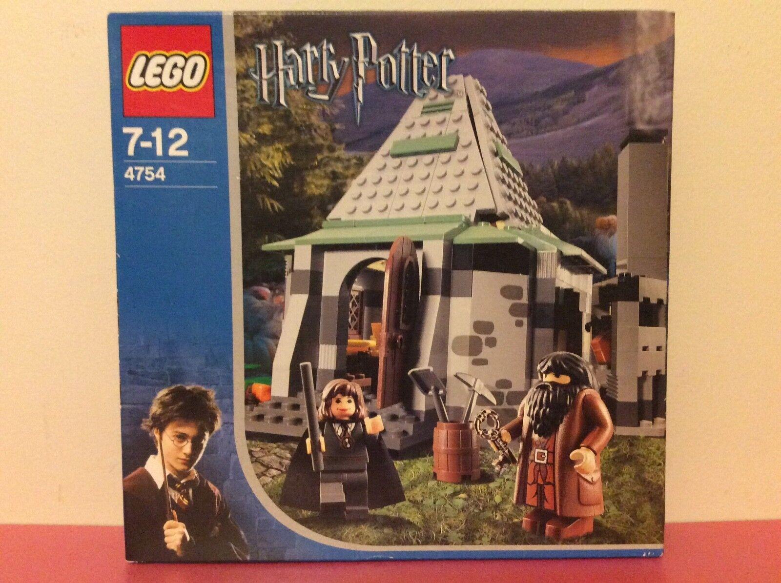 Lego HARRY POTTER Prisoner of Azkaban, Hagrids Hut - BRAND NEW & SEALED