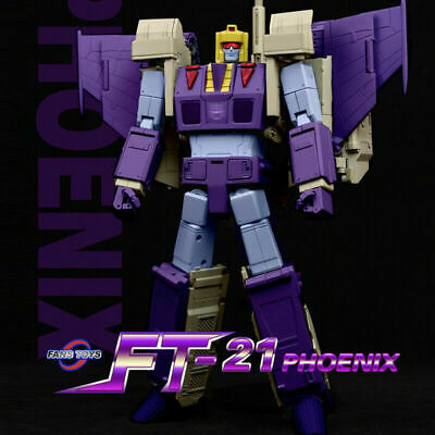 Pre-order Transformers Fanstoys FT-21 FT 21 Berserk G1 Blitzwing Action figure