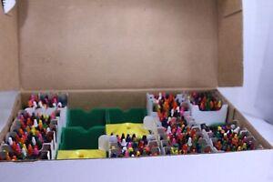 516 Crayola Crayons Classroom Pack Teacher Holders + Sharpeners
