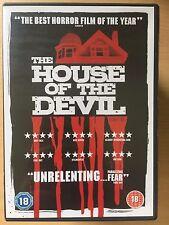 Jocelin Donahue, Greta Gerwig HOUSE OF THE DEVIL ~ 2010 Satanic Horror | UK DVD