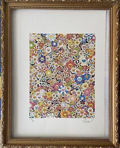Murakami-Takashi-Print-signee-et-numerotee