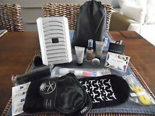SAUDIA First Class PORSCHE DESIGN Gent's Amenity Kit Case Trousse Kulturbeutel