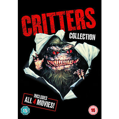 Critters Collection (DVD)