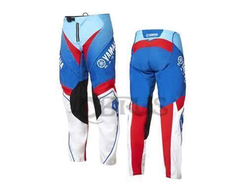 Genuine Yamaha Adulti zenkai Pantaloni da Corsa MX MOTORCROSS