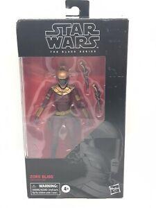 "Zorii Bliss #103 Star Wars Black Series Rise Of Skywalker 6/"" Action Figure"