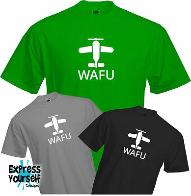 FLEET AIR ARM WAFU T Shirt//Military//Armed Forces//Heros//Navy//Union jack//Gift//Top