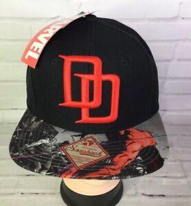 DareDevil Punisher Logo Baseball Cap Embroidered Design Marvel Comics Hat