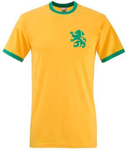 Holland Hollande Coupe du monde 2014 football shirt top Brésil Rio nom et numéro