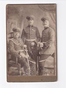 CAB-Foto-Soldaten-mit-Orden-Hamburg-Altona-1900er